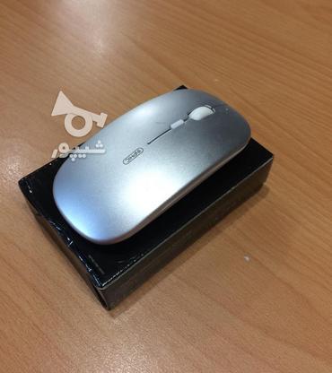 موس بیسیم، بدون باتری، سبک، شیک، سایلنت کلیک، کیفیت عالی در گروه خرید و فروش لوازم الکترونیکی در اصفهان در شیپور-عکس1