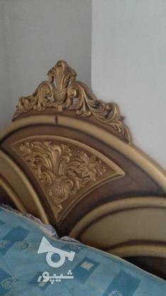 تخت خواب دونفره در گروه خرید و فروش لوازم خانگی در البرز در شیپور-عکس2