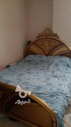 تخت خواب دونفره در گروه خرید و فروش لوازم خانگی در البرز در شیپور-عکس1