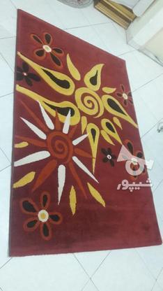 فرش طرح برجسته در ابعاد 118در 182 در گروه خرید و فروش لوازم خانگی در البرز در شیپور-عکس1