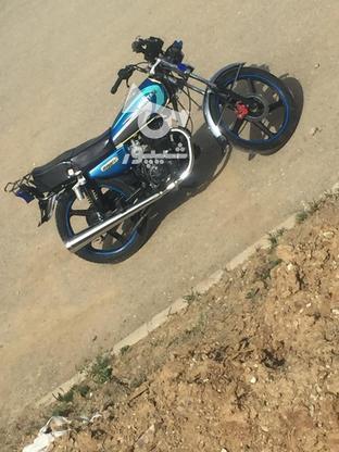 موتورسیکلت   در گروه خرید و فروش وسایل نقلیه در کردستان در شیپور-عکس1