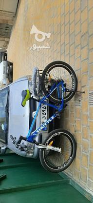 دوچرخه کم کار وتمیز در گروه خرید و فروش ورزش فرهنگ فراغت در اصفهان در شیپور-عکس1