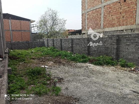 زمین سنددار در مهتاب 218 متر  در گروه خرید و فروش املاک در مازندران در شیپور-عکس1