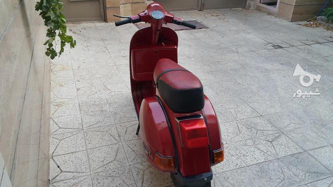 موتور وسپا ایتالیایی در گروه خرید و فروش وسایل نقلیه در قزوین در شیپور-عکس5