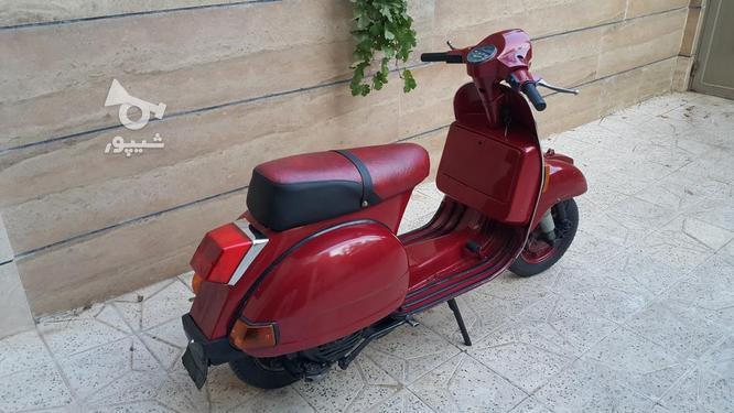 موتور وسپا ایتالیایی در گروه خرید و فروش وسایل نقلیه در قزوین در شیپور-عکس2