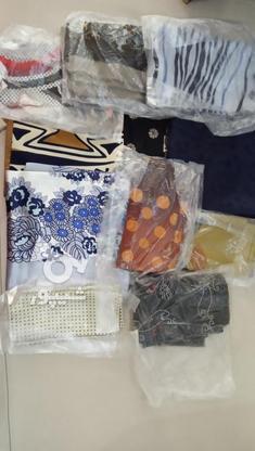 روسری یازده عدد نونو فروشی در گروه خرید و فروش لوازم شخصی در تهران در شیپور-عکس1
