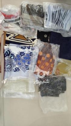 روسری یازده عدد نونو فروشی در گروه خرید و فروش لوازم شخصی در تهران در شیپور-عکس2