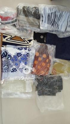 روسری یازده عدد نونو فروشی در گروه خرید و فروش لوازم شخصی در تهران در شیپور-عکس3