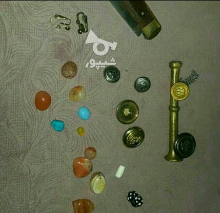 کوپن و سنگ عقیق اصلی و..انتیک در گروه خرید و فروش ورزش فرهنگ فراغت در اصفهان در شیپور-عکس5