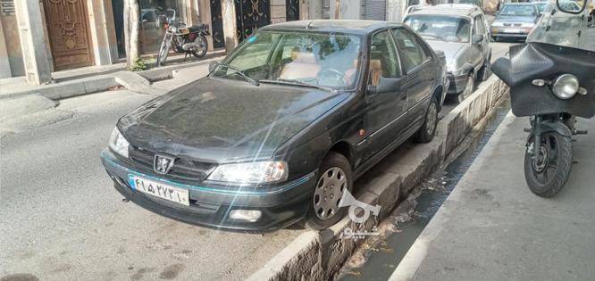 پرشیا مشکی سالم در گروه خرید و فروش وسایل نقلیه در تهران در شیپور-عکس1