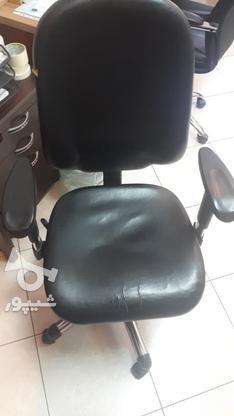 صندلی اداری در گروه خرید و فروش صنعتی، اداری و تجاری در تهران در شیپور-عکس3