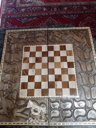 فروش تخته شطرنج در گروه خرید و فروش ورزش فرهنگ فراغت در آذربایجان غربی در شیپور-عکس2