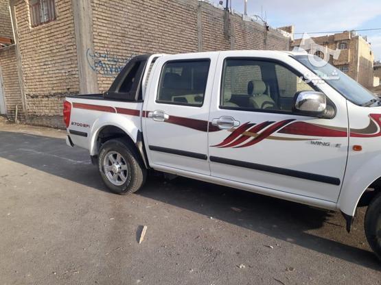 وینگل 3 دوکابین  در گروه خرید و فروش وسایل نقلیه در فارس در شیپور-عکس7