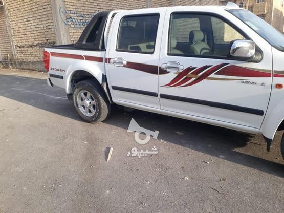 وینگل 3 دوکابین  در گروه خرید و فروش وسایل نقلیه در فارس در شیپور-عکس5
