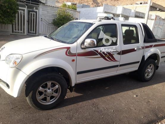 وینگل 3 دوکابین  در گروه خرید و فروش وسایل نقلیه در فارس در شیپور-عکس1