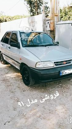 پرایدنقراه ایی 91معاوضه با 111 در گروه خرید و فروش وسایل نقلیه در مازندران در شیپور-عکس1