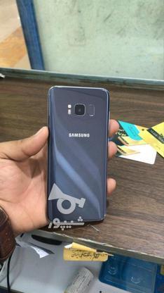 فروش گلکسی S8 در گروه خرید و فروش موبایل، تبلت و لوازم در هرمزگان در شیپور-عکس6