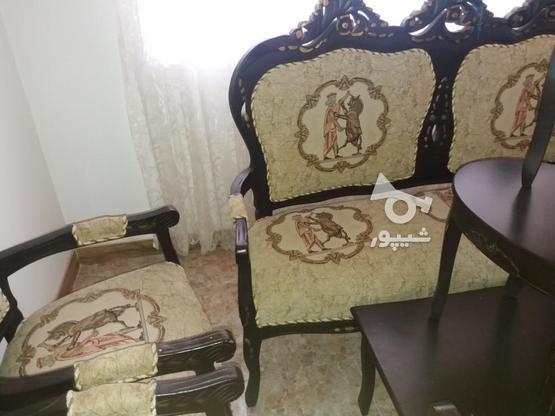 مبل 8نفره با طرح هخامنشی فروش زیر قیمت بعلت تغییر دکور در گروه خرید و فروش لوازم خانگی در مازندران در شیپور-عکس3