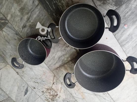 قابلمه 6پارچه در گروه خرید و فروش لوازم خانگی در تهران در شیپور-عکس4