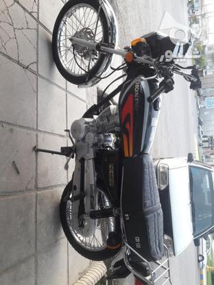 یک دستگاه موتورسیکلت در گروه خرید و فروش وسایل نقلیه در مازندران در شیپور-عکس3