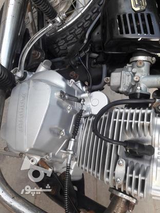 یک دستگاه موتورسیکلت در گروه خرید و فروش وسایل نقلیه در مازندران در شیپور-عکس6