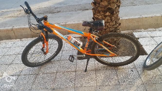 دوچرخه تمام آلمینیومی فلش  در گروه خرید و فروش ورزش فرهنگ فراغت در فارس در شیپور-عکس1
