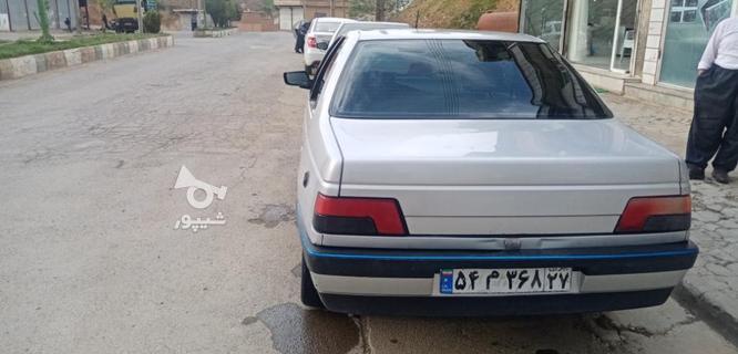 پژو 405 مدل 1386 در گروه خرید و فروش وسایل نقلیه در آذربایجان غربی در شیپور-عکس2