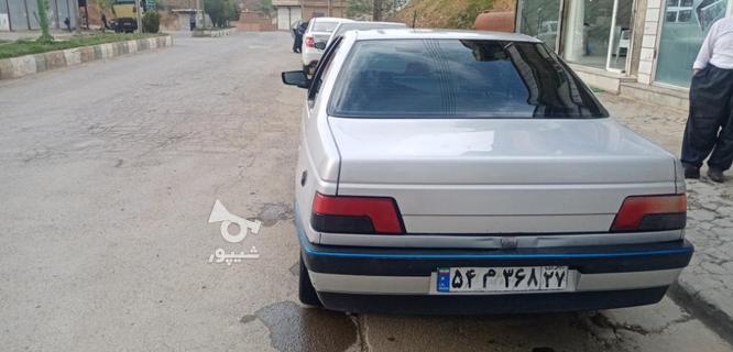 پژو 405 مدل 1386 در گروه خرید و فروش وسایل نقلیه در آذربایجان غربی در شیپور-عکس4
