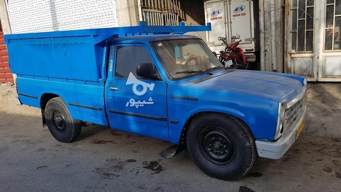 وانت نیسان 87 در گروه خرید و فروش وسایل نقلیه در گلستان در شیپور-عکس3