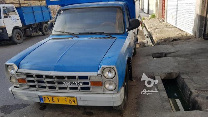 وانت نیسان 87 در گروه خرید و فروش وسایل نقلیه در گلستان در شیپور-عکس7