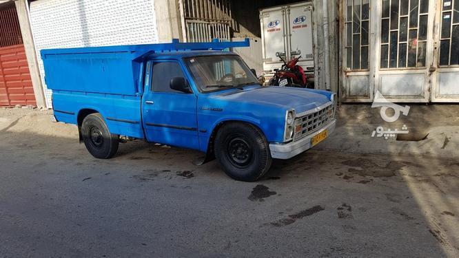 وانت نیسان 87 در گروه خرید و فروش وسایل نقلیه در گلستان در شیپور-عکس2