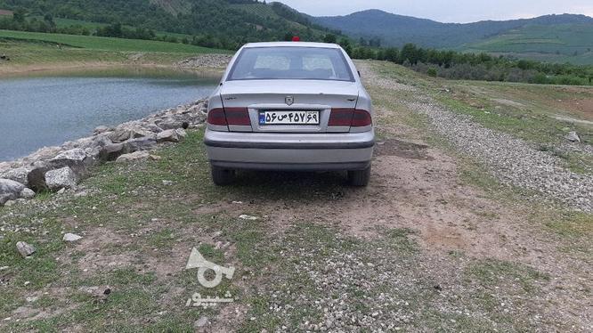 سمند 86 دوگانه فابریک در گروه خرید و فروش وسایل نقلیه در گلستان در شیپور-عکس8