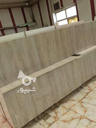 کابینت 7درب بالا 7درب پایین  در گروه خرید و فروش لوازم خانگی در مازندران در شیپور-عکس1