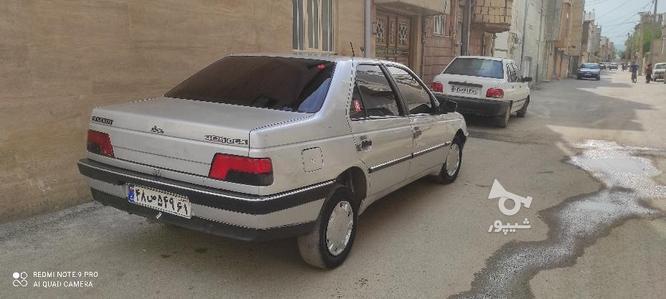 پژو  405 مدل 84  در گروه خرید و فروش وسایل نقلیه در کردستان در شیپور-عکس7