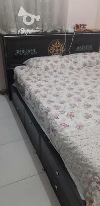 تخت خواب تمام MDFحرفه ای در گروه خرید و فروش لوازم خانگی در تهران در شیپور-عکس1