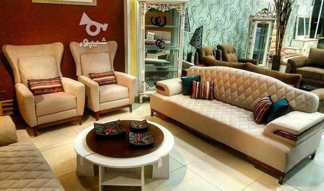 مبل راحتی اقلیما مدل پرفروش و زیبا  در گروه خرید و فروش لوازم خانگی در گیلان در شیپور-عکس1