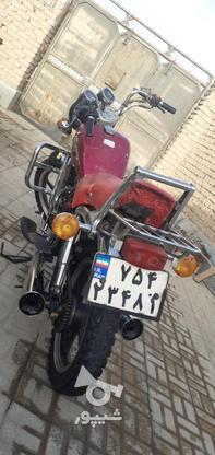 موتور شهاب مدل 82 در گروه خرید و فروش وسایل نقلیه در سمنان در شیپور-عکس1