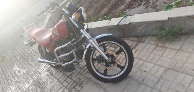 موتور شهاب مدل 82 در گروه خرید و فروش وسایل نقلیه در سمنان در شیپور-عکس2