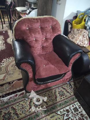 مبل کاناپه 7 نفره  در گروه خرید و فروش لوازم خانگی در البرز در شیپور-عکس1