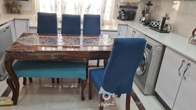 میز ناهارخوری چوبی6نفره در گروه خرید و فروش لوازم خانگی در سیستان و بلوچستان در شیپور-عکس3