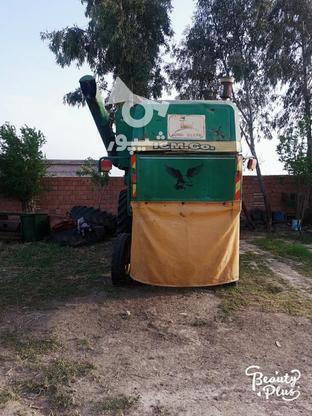 کمباین 1359مدل موتور سالم در گروه خرید و فروش وسایل نقلیه در گلستان در شیپور-عکس2