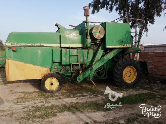 کمباین 1359مدل موتور سالم در گروه خرید و فروش وسایل نقلیه در گلستان در شیپور-عکس4