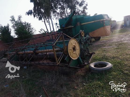کمباین 1359مدل موتور سالم در گروه خرید و فروش وسایل نقلیه در گلستان در شیپور-عکس1