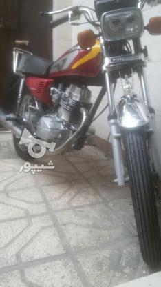 موتور سیکلت در گروه خرید و فروش وسایل نقلیه در خراسان رضوی در شیپور-عکس1