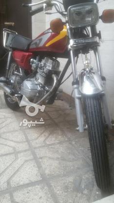 موتور سیکلت در گروه خرید و فروش وسایل نقلیه در خراسان رضوی در شیپور-عکس4