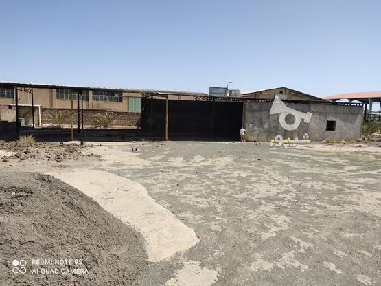 کارگاه شهرک صنعتی بم فاز یک در گروه خرید و فروش املاک در کرمان در شیپور-عکس6