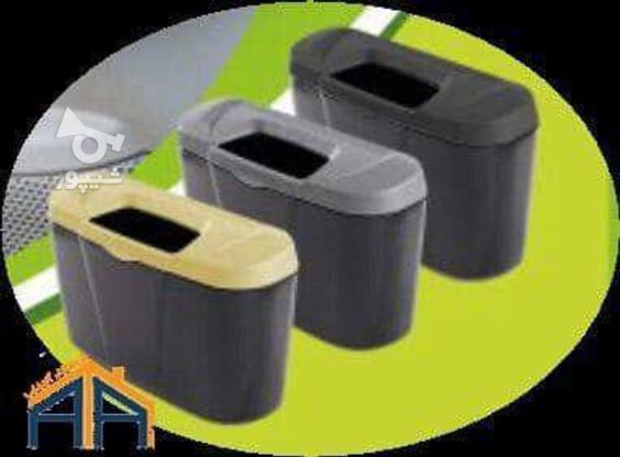 سطل زباله و آشغال مخصوص خودرو قابل نصب در همه خودرو ها  استف در گروه خرید و فروش وسایل نقلیه در اردبیل در شیپور-عکس1