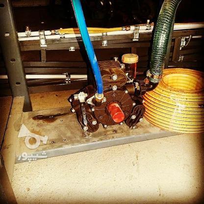 سم پاش 600 لیتری همراه با بوم  در گروه خرید و فروش صنعتی، اداری و تجاری در کرمانشاه در شیپور-عکس2