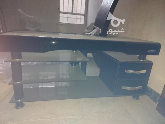 میز تلویزیون کاملا سالم در گروه خرید و فروش لوازم خانگی در تهران در شیپور-عکس1