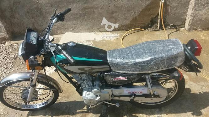 هندا.125.... در گروه خرید و فروش وسایل نقلیه در گلستان در شیپور-عکس2